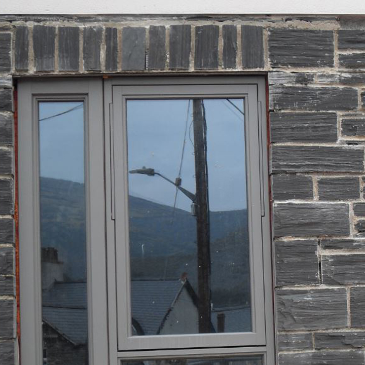 Snowdonia Slate and Stone wall